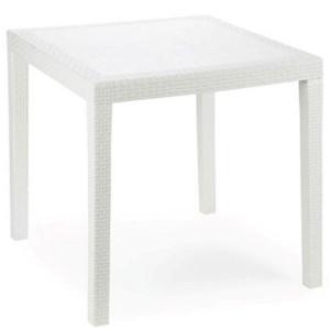 Baštenski sto King Bianco 047358