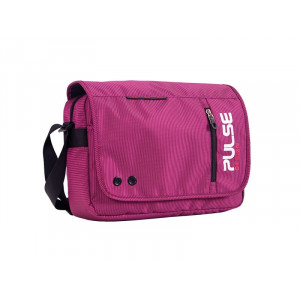 PULSE torba na rane Scate Purple Dot 120736