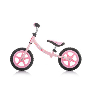 CHIPOLINO Balance bike moby pink 710017