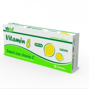 VITAMIN C VitUp 500mg