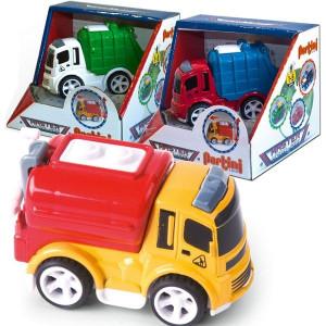 PERTINI master metal cars: Kamion za reciklažu 16307