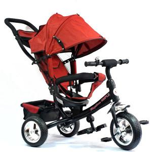 Dečiji tricikl playtime crvena 411 simple