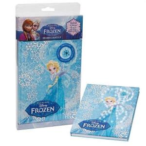 DISNEY Frozen svetleći dnevnik 16511