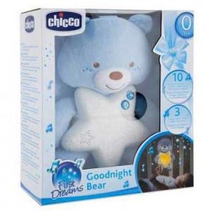 Chicco Goodnight plavi meda A034097