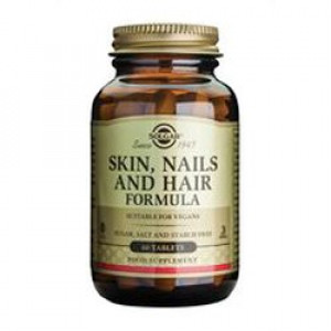 Solgar-Skin, Nails and Hair Formula