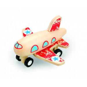 PINO Avion na potez crvena 8484