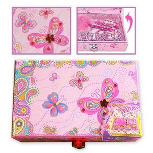 Kutija za nakit leptir 17361