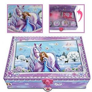 Kutija za nakit sa ključem My Pony 17370