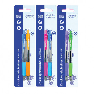 TIPTOP hemijska olovka 2/1 Colours