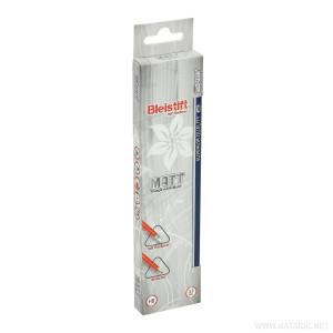 Grafitna olovka sa gumicom ''Matt Triangle'', 12/1 3871284047169