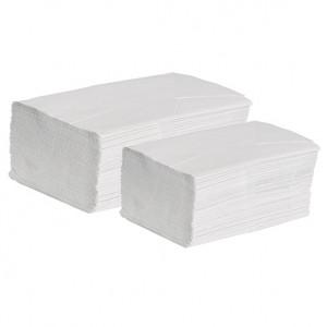 Ubrus za ruke beli 21x21cm