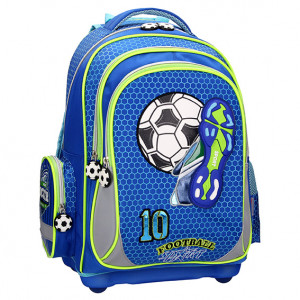 SPIRIT torba FOOTBALL 3ZIP EVA 17