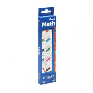 Grafitna olovka ''MATHEMATIC'' 3871284057632