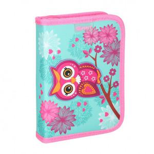 SPIRIT pernica puna 3D OWL TURQUISE