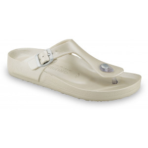 GRUBIN ženske papuče 3933700 TAKOMA LIGHT Krem