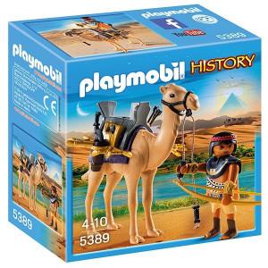 PLAYMOBIL Egipat: ratnik sa kamilom 17170