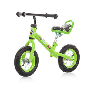 CHIPOLINO Balance bike jetter green 710015