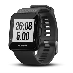 GARMIN sportski GPS sat za trčanje Forerunner 30 Sivi