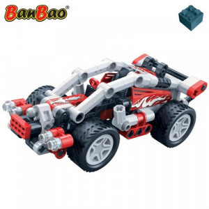 BANBAO kocke Super automobil Flash 6966