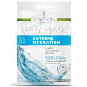 AFRODITA za ekstremnu hidrataciju WHY MASK 2x6ml