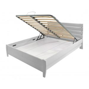 MATIS krevet MASIV Soft New - BELO 345909