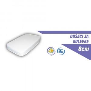 LUKA dušek za kolevku 90x44cm klm - Luka line