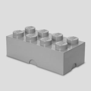 LEGO kutija za odlaganje (8): Kameno siva