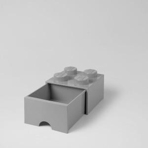 LEGO fioka (4): Kameno siva