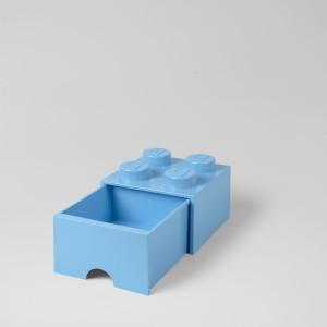 LEGO fioka (4): Rojal plava