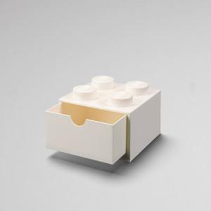 LEGO stona fioka (4): Bela