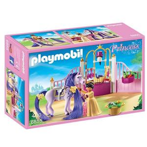 PLAYMOBIL princeze: kraljevska konjušarnica 17187