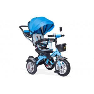 Dečiji tricikl playtime plavi model 408 lux