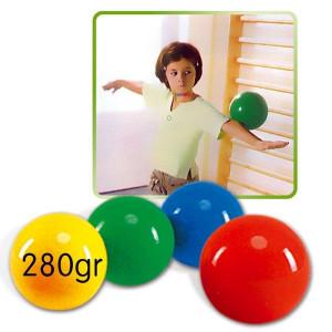 LEDRAPLASTIC Gymnic lopte za ritmičku gimnastiku 280 gr. 2081