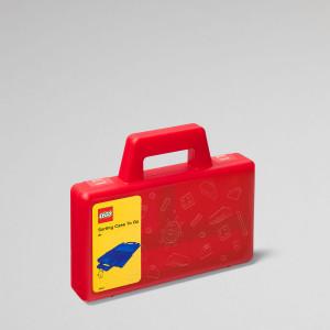 LEGO koferče za sortiranje: Crveno