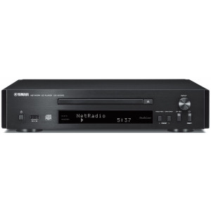 YAMAHA cd plejer CD-NT670 Black