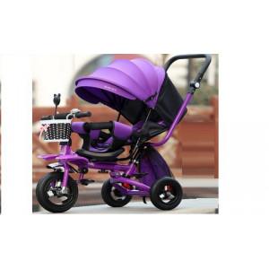 Dečiji tricikl playtime ljubičasta model 413 relax