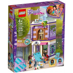 PERTINI LEGO 41365 FRIENDS EMMIN ART STUDIO 20259