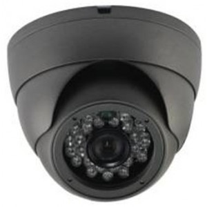 HIKVISION vandalproof IR DOME B-109C 3,6mm