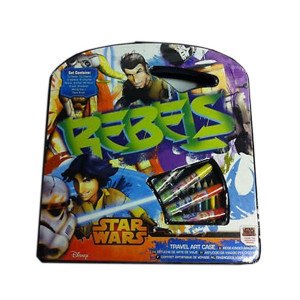 DISNEY Star Wars set za crtanje 17487