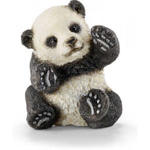 SCHLEICH dečija igračka mladunče pande, igranje 14734