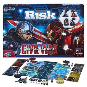 HASBRO risiko Captain America  17510