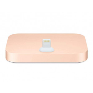 APPLE iPhone Lightning Dock - Gold MQHX2ZM/A
