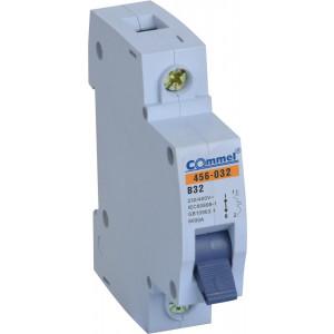 COMMEL automatski osigurač 32A 1P B (C465-032)
