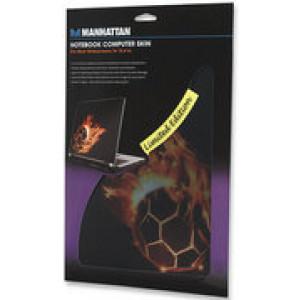 MANHATTAN MH Notebook Skin, tvrda verzija - Socc. Vatra 423151