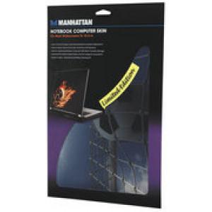 MANHATTAN MH Notebook Skin, tvrda verzija - Socc. Net 423175