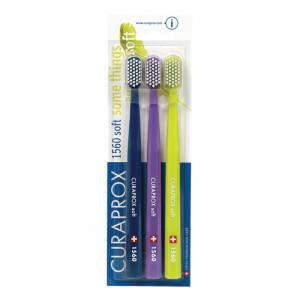 CURAPROX četkice soft 1560 (3 kom)