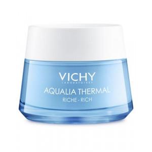 Vichy AQUALIA THERMAL Bogata krema za hidrataciju kože Dnevna nega - Nega za suvu do veoma suvu kožu