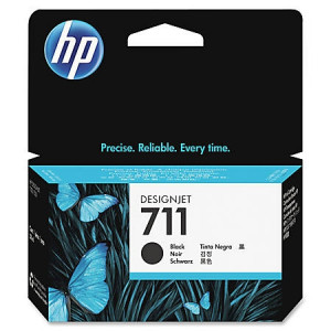 HP ketridz  no.711 38ml black  designjet ink cartridge [cz129a] za plotere t120/ t520 cz129a