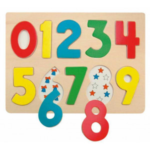 WOODY puzzle brojevi 90325