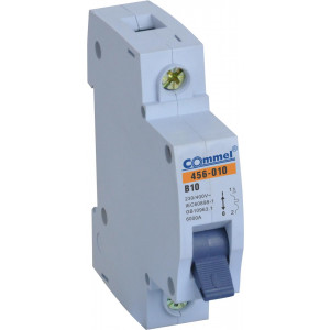 COMMEL Automatski osigurač 10A 1P B C465-010